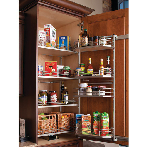 Hafele 545.92.383 Door Tray Set for Tandem Chef's Pantry