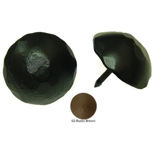 Agave Ironworks CL003-02 Hammered 1-1/4