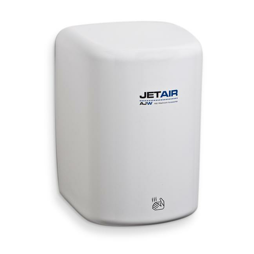 AJW U1512EA-120V High Speed Automatic 120 Volt Hand Dryer - Surface Mounted