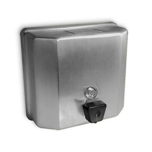 AJW U125 45 oz Horizontal Liquid Soap Dispenser - Surface Mounted