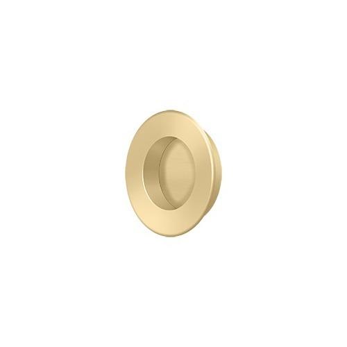 Deltana FP178U4 Flush Pull, Round, HD, 1-7/8