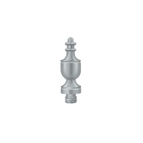 Deltana DSUT26D Urn Tip, Brushed Chrome