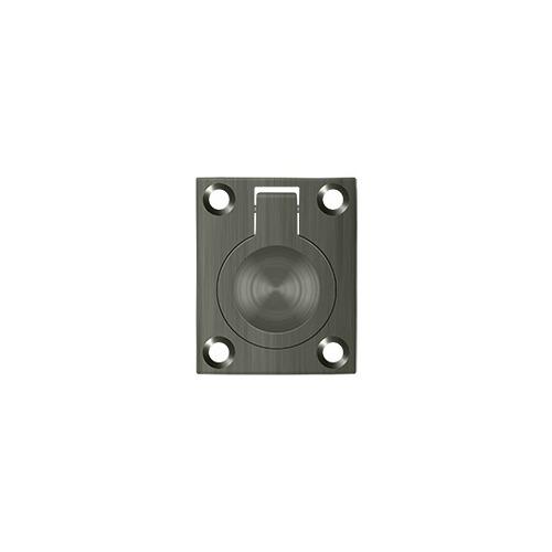 Deltana FRP175U15A Flush Ring Pull, 1-3/4