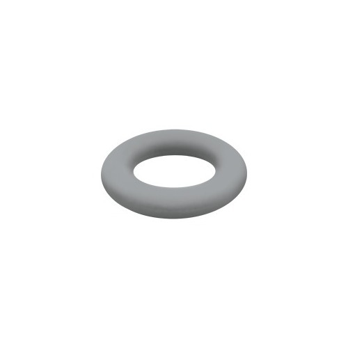 Deltana UFB4505RUB Rubber For Universal Floor Bumpers