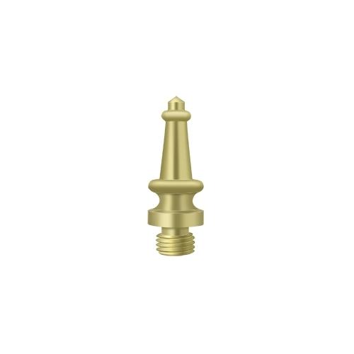 Deltana DSST3 Steeple Tip, Polished Brass