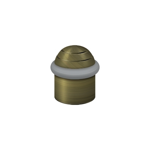 Deltana UFBD4505U5 Round Universal Floor Bumper Dome Cap 1-1/2