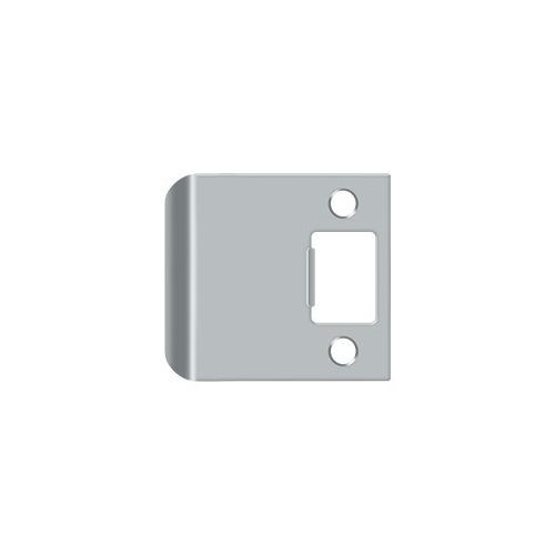 Deltana SPE250U26D Extended Lip Strike Plate, 2-1/4