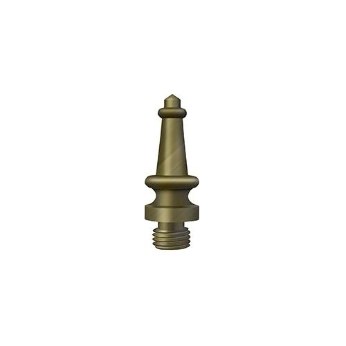 Deltana DSST5 Steeple Tip, Antique Brass