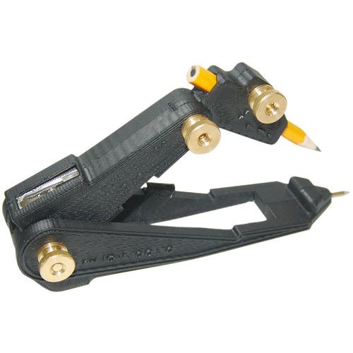 Hafele 002.81.850 Scriber with Pencil Sharpener