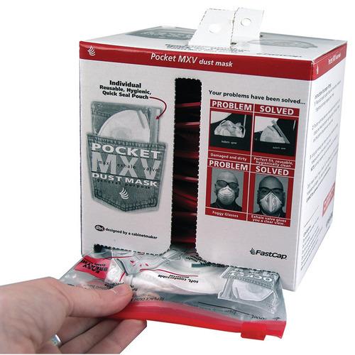 Hafele 007.48.311 Pocket Dust Mask