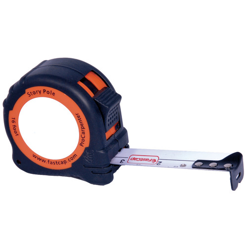 Hafele 002.81.620 Tape Measure with Erasable Notepad