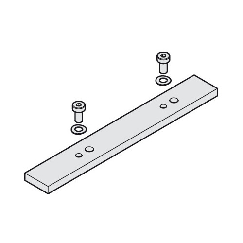 Hafele 408.30.400 Connecting plate for running track