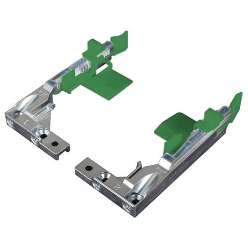 Hafele 433.23.002 Narrow Front Locking Device for Grass Dynapro Slides