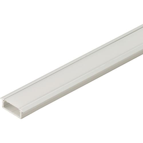 Hafele 833.72.810 Aluminum Profile for Recess Mounting