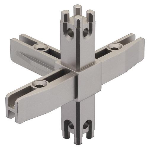 Hafele 793.05.083 Corner Joint for multi-level shelf system