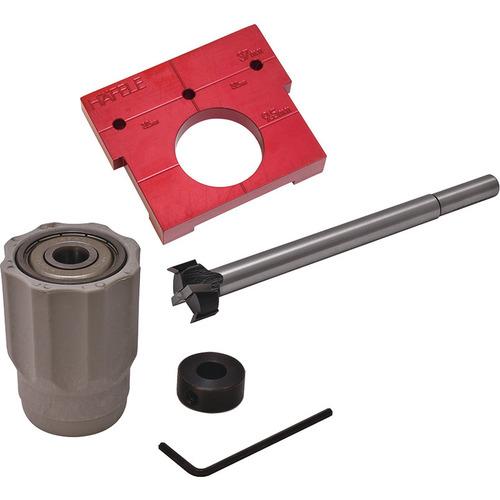 Hafele 001.25.638 Rafix Installer Kit with System Holes