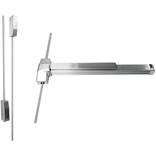 Hafele 911.51.184 Surface Vertical Rod Exit Device