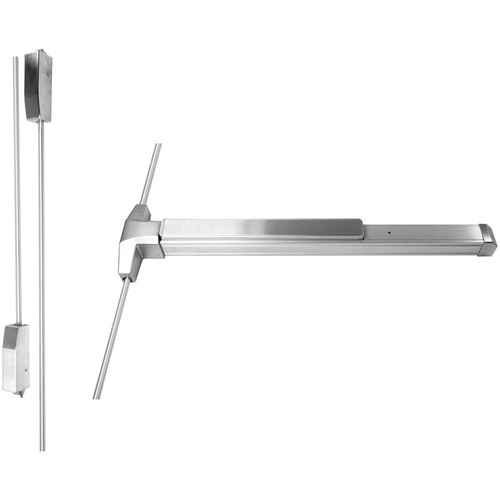 Hafele 911.51.193 Narrow Surface Vertical Rod Exit Device (SVR)