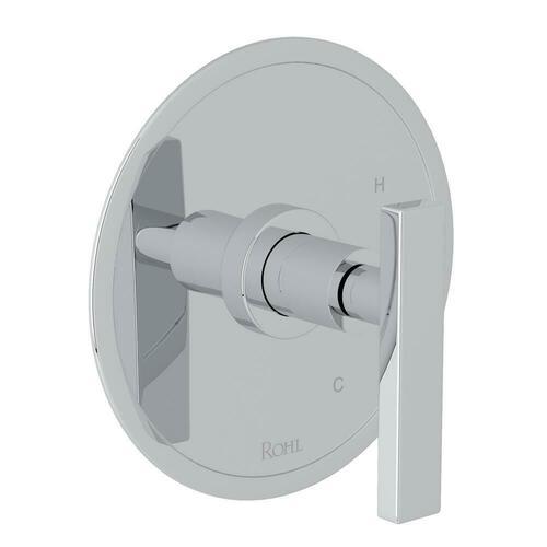 Rohl A2210LMAPC Arcana Single Handle Bathtub & Shower Faucet, Polished Chrome