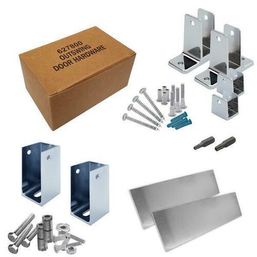Jacknob 6202110 Hardware Kit-Addtnl Stall-Out- 1-1/4
