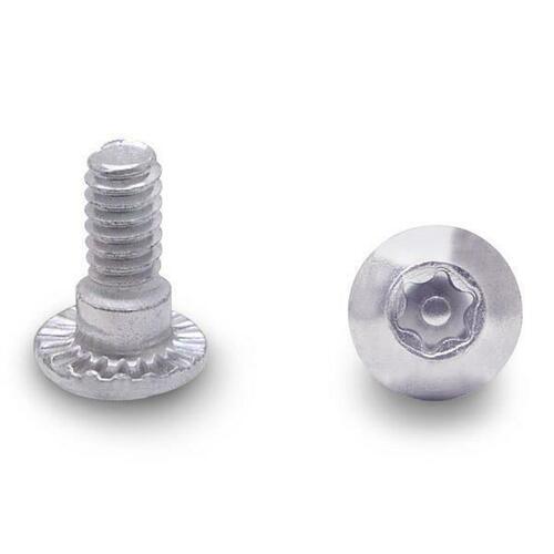 Jacknob 990088233 100 Pack (88233) Shoulder Screw 6-Lobe 10-24 X 1/2