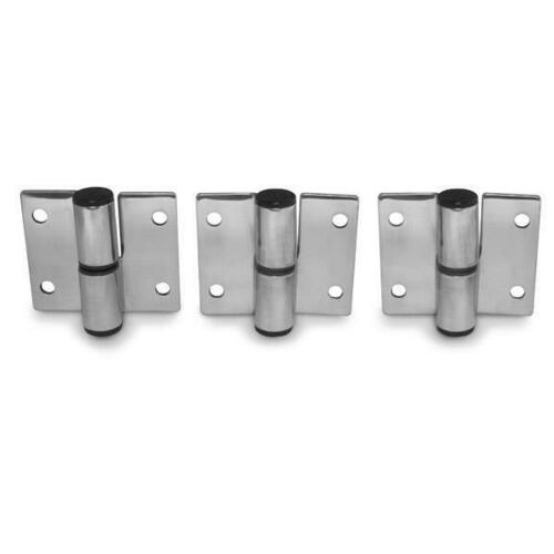 Jacknob 7173 Hinge-Surface Mounted (Rh-In/Lh-Out) .090