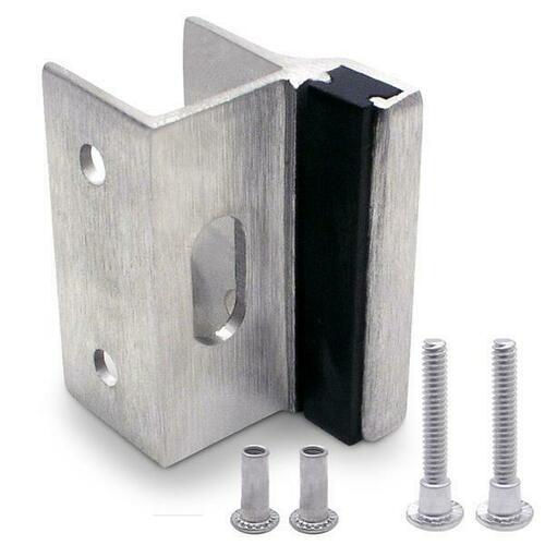 Jacknob 605733 Strike & Keeper (5733) & Screw Pack-6Lp