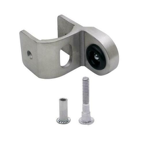 Jacknob 605513 Strike & Keeper - Concealed Latch (5513) W/Screws-6Lp