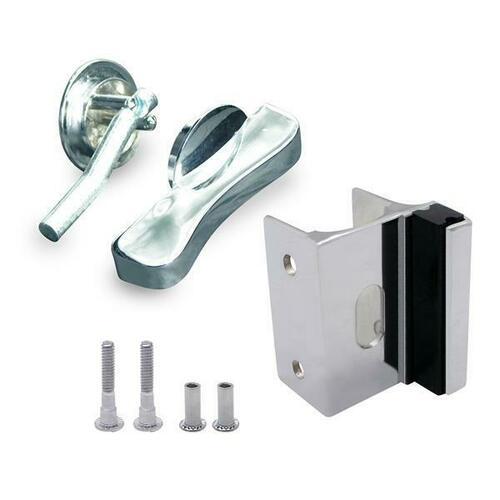 Jacknob 819000 Latch-Concealed-With Round Bar W/Keeper L/Ada