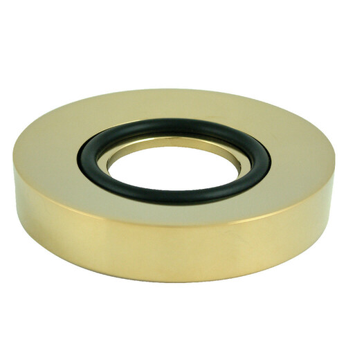 Kingston Brass EV8022 Fauceture Vessel Sink Mounting Ring, Polished Brass