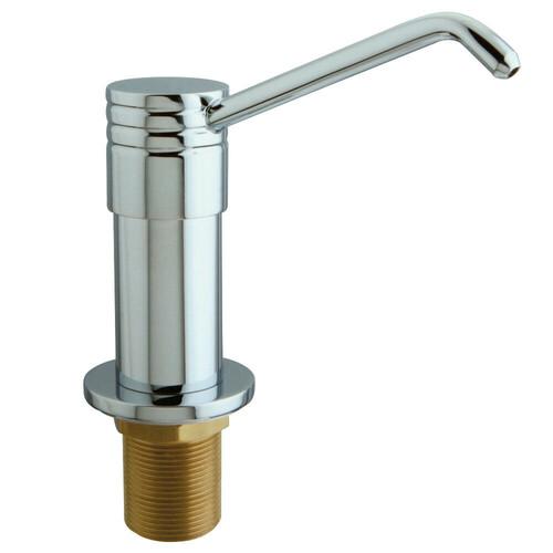 Kingston Brass SD2601 Milano Soap Dispenser, Polished Chrome