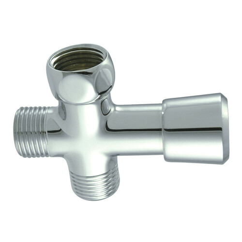 Kingston Brass K161A1 Trimscape Shower Diverter, Polished Chrome