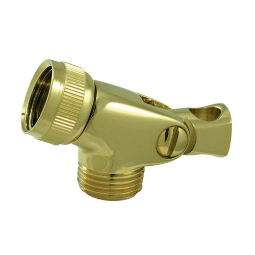 Kingston Brass K172A2 Trimscape Swivel Shower Connector, Polished Brass