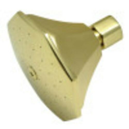 Kingston Brass P40PB Victorian Octagon Brass Shower Head, Polished Brass