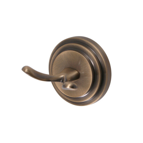 Kingston Brass BA2717AB Milano Robe Hook, Antique Brass