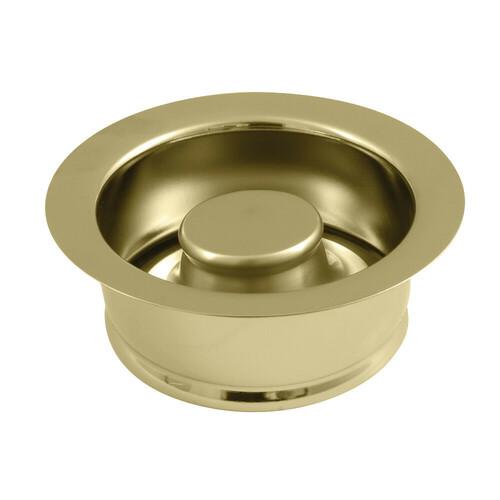 Kingston Brass BS3007 Garbage Disposal Flange, Brushed Brass