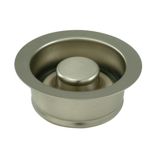 Kingston Brass BS3008 Garbage Disposal Flange, Brushed Nickel