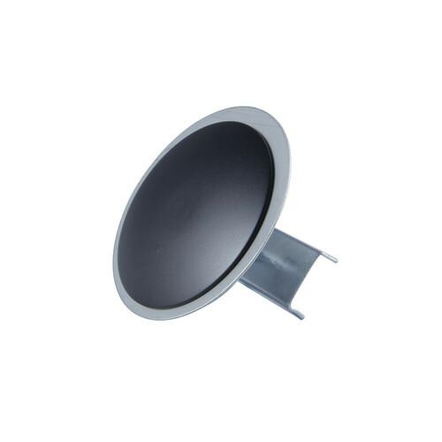 Kingston Brass SC1000MB 2-Inch Diameter Universal Faucet Hole Cover, Matte Black