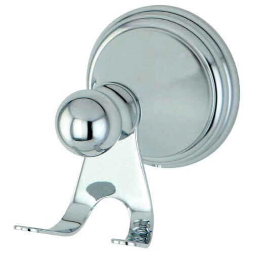 Kingston Brass BA2977C Governor Robe Hook, Polished Chrome