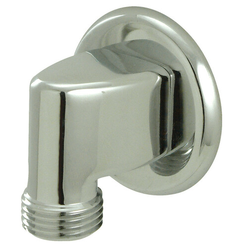 Kingston Brass K173A1 Showerscape Wall Mount Supply Elbow, Polished Chrome