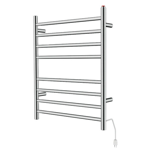 Kingston Brass TWW3624SN Templeton Wall Mount Hardwired or Plug-In Towel Warmer, Brushed