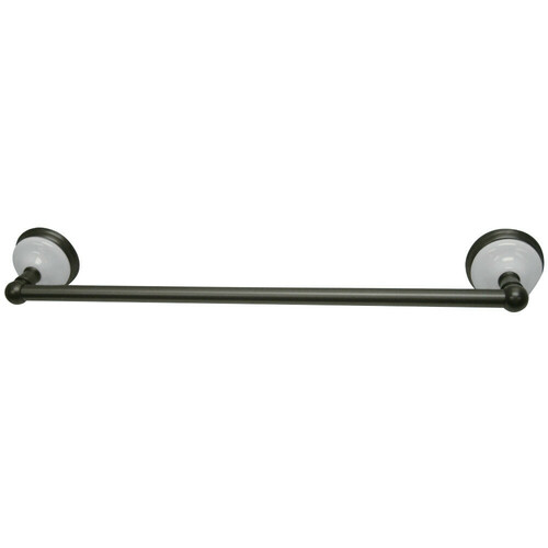 Kingston Brass BA1111ORB Victorian 24-Inch Towel Bar, Oil Rubbed Bronze