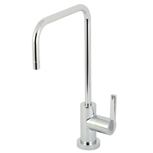 Kingston Brass KS6191CTL Continental Single-Handle Water Filtration Faucet, Polished Chrome
