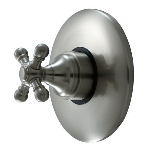 Kingston Brass KB3008BX Volume Control, Brushed Nickel
