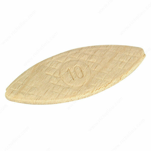 Richelieu 90010 Wood Biscuit