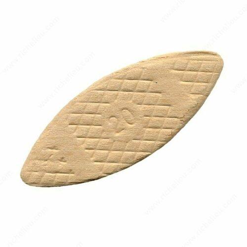 Richelieu CP90020 Wood Biscuit