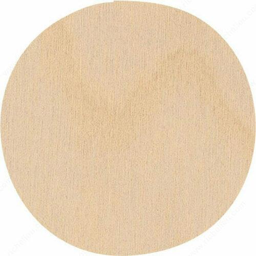 Richelieu 91611503M5 Prefinished Wood Cover Cap, 14 mm (9/16