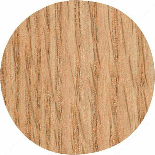 Richelieu 91611505M5 Prefinished Wood Cover Cap, 14 mm (9/16