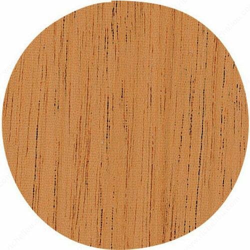 Richelieu 91611504M5 Prefinished Wood Cover Cap, 14 mm (9/16