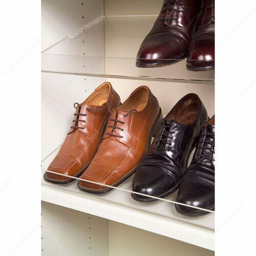 Richelieu 241301111 Adjustable Shoe Rack